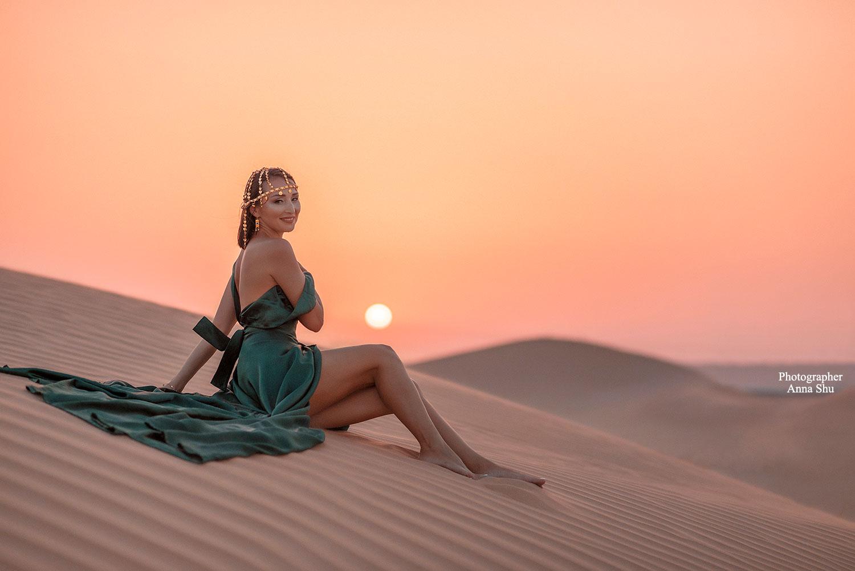 закат Эмираты