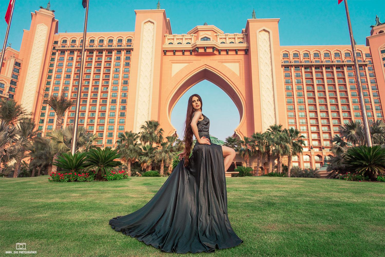 выбрать отель в Дубай